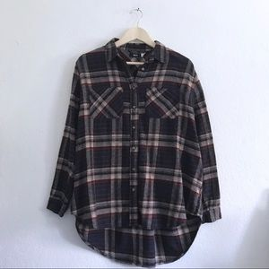 Urban Outfitters BDG oversized flannel button down